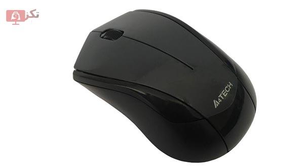 ماوس بی سیم ای فورتک G7-400N