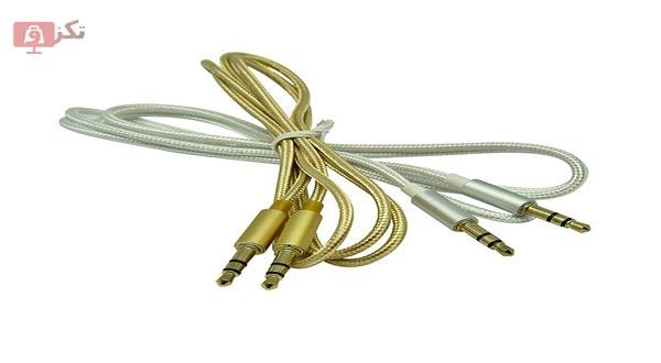 کابل انتقال صدا 3.5 میلی متری تسکو مدل TC91
