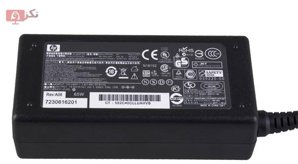 شارژر لپ تاپ 19.5 ولت 3.3 آمپر اچ پی مدل PA-1650-02HC
