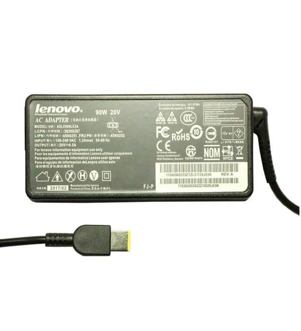 شارژر لپ تاپ 20 ولت 4.5 آمپر لنوو مدل ADLX90NLC3A