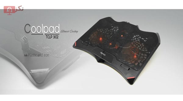 پایه خنک کننده تسکو مدل TCLP 3102