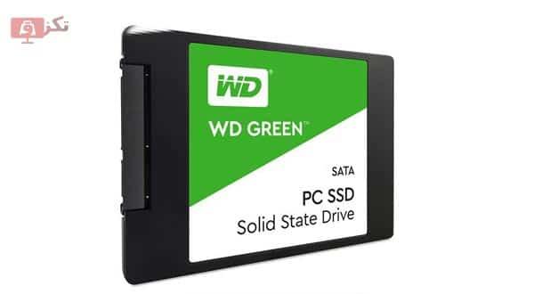 حافظه SSD وسترن دیجیتال ظرفیت 120 گیگابایت