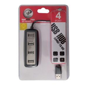 هاب USB ایکس پی پروداکت مدل XP-H846D