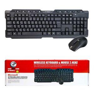 موس و کیبورد بی سیم XP-W4600