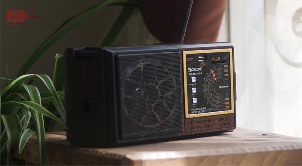 رادیو اسپیکر رم و فلش خور Golon RX-9922UAR