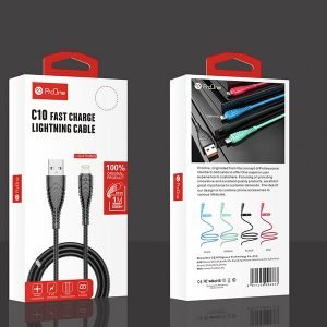 کابل تبدیل USB به Lightning پرووان مدل PCC175