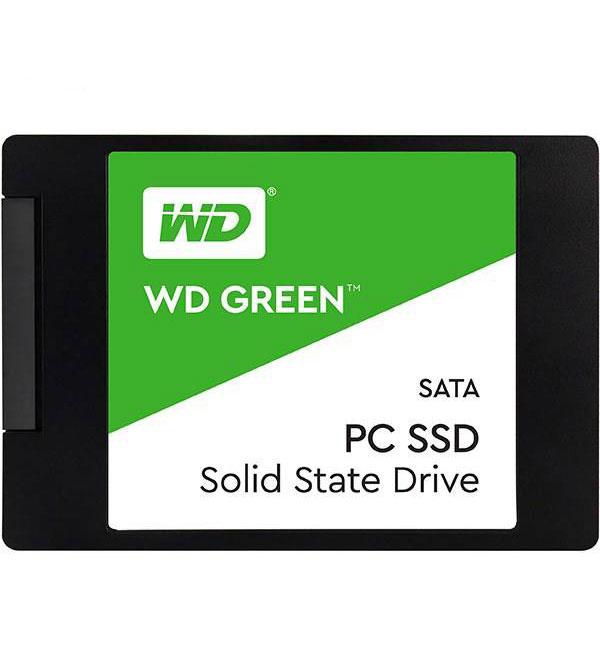 حافظه SSD وسترن دیجیتال GREEN ظرفیت 240 گیگابایت