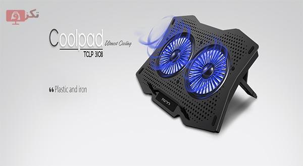 پایه خنک کننده لپتاپ تسکو مدل TCLP 3108