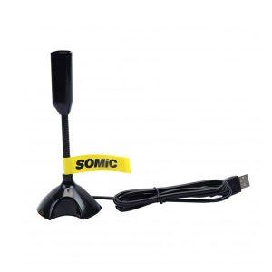میکروفن رومیزی USB سومیک